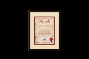 GfuerUK Certificate