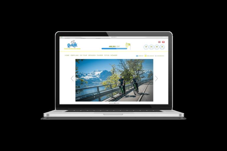 GfuerUK Website